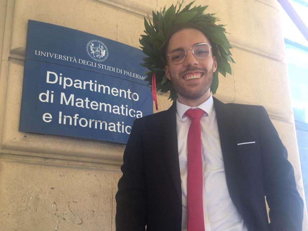 """Immagine articolo: """"Quando la matematica è studio e passione da 110 e lode"""". Storia del partannese Mario Galici"""