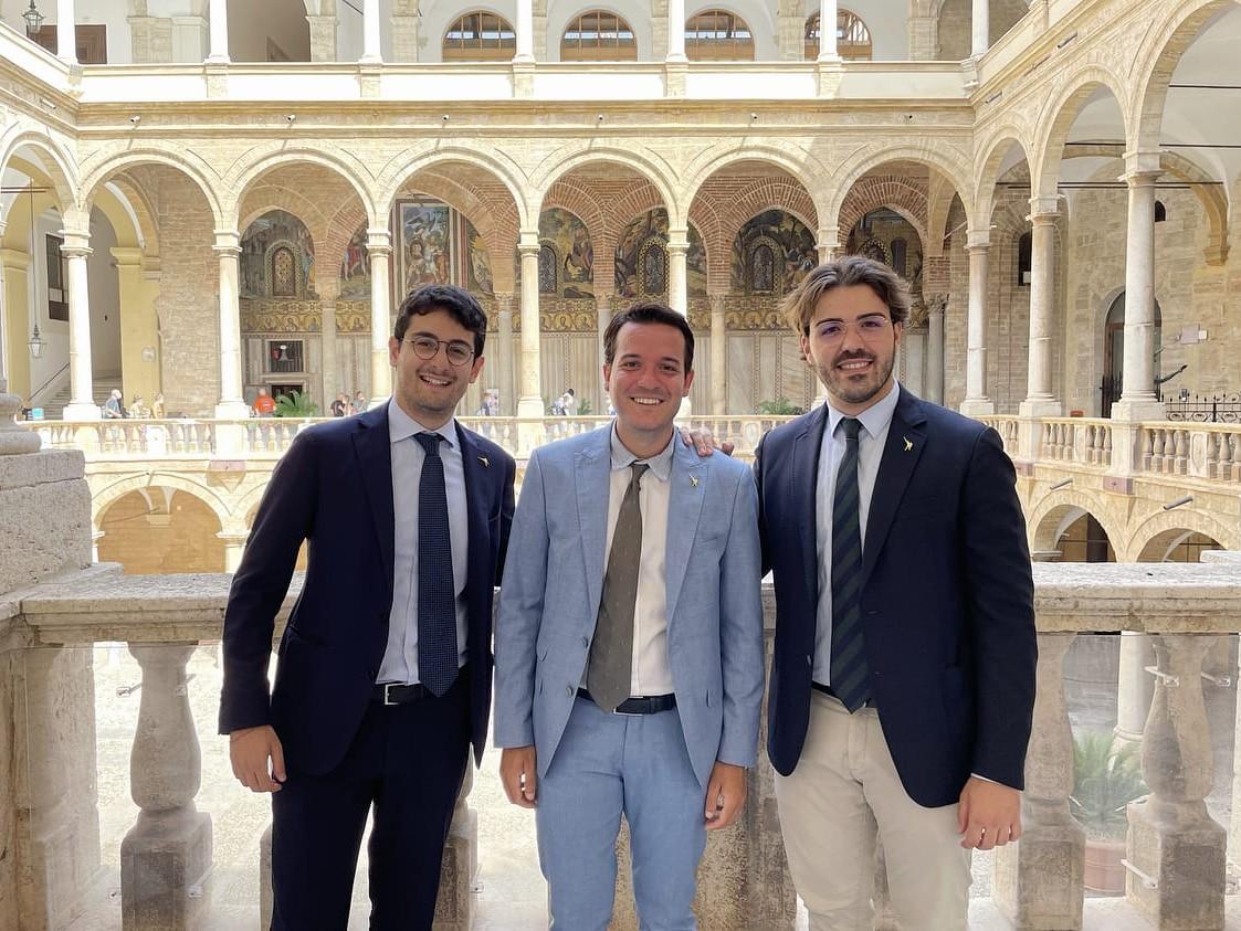 Immagine articolo: Lega giovani Sicilia, il castelvetranese Claudio Vaccaro referente regionale del dipartimento start up e lavoro