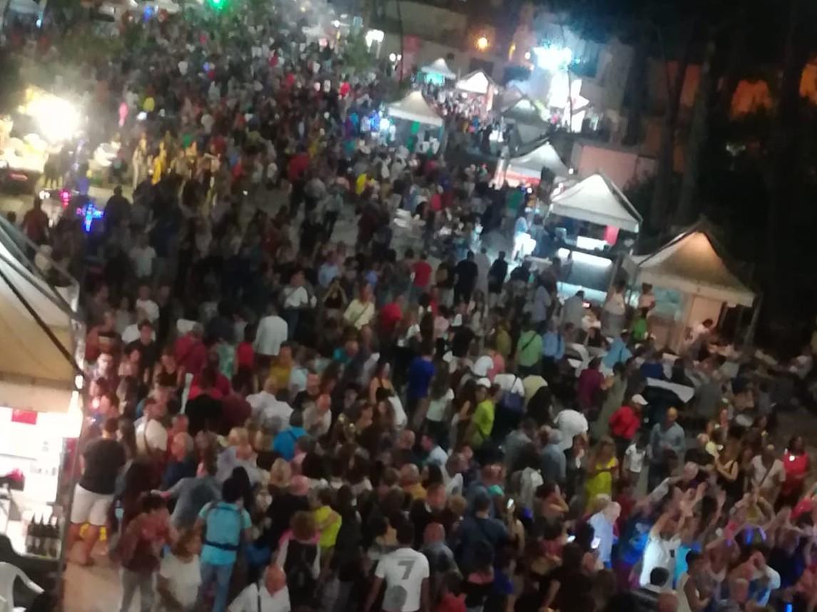 Immagine articolo: Boom di presenze a Santa Ninfa per la Sagra della Salsiccia. Oltre 30 Mila persone da tutto il Belice e non solo