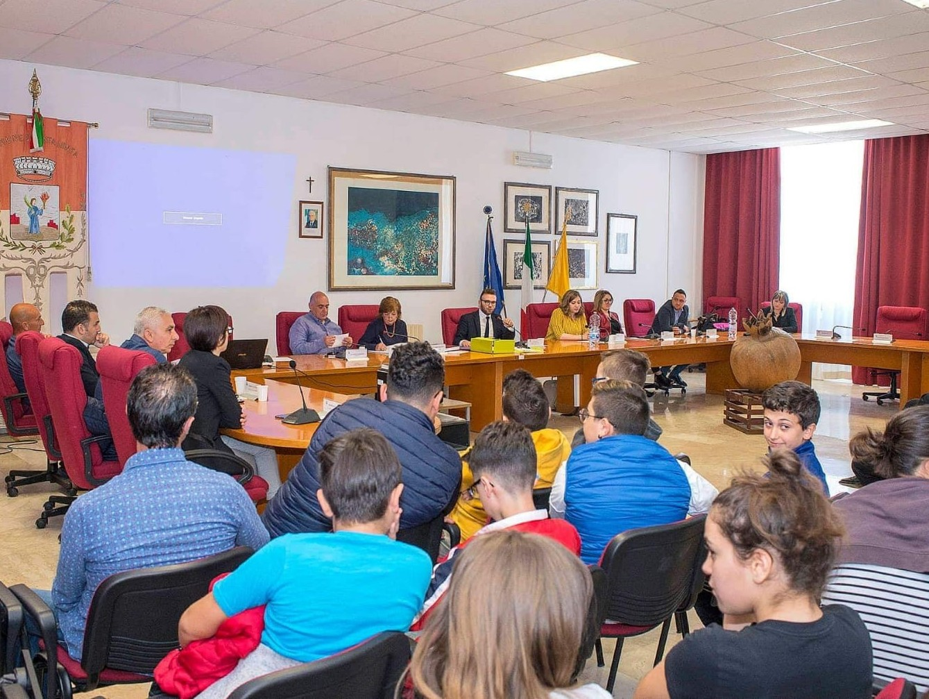 Immagine articolo: Santa Ninfa: Il Consiglio comunale convocato per la convenzione sui servizi socio-sanitari