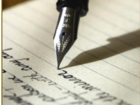 Immagine articolo: La scrittura parla di noi. Ecco perchè la nostra firma è così importante. L'opinione della grafologa Aurora Prestianni