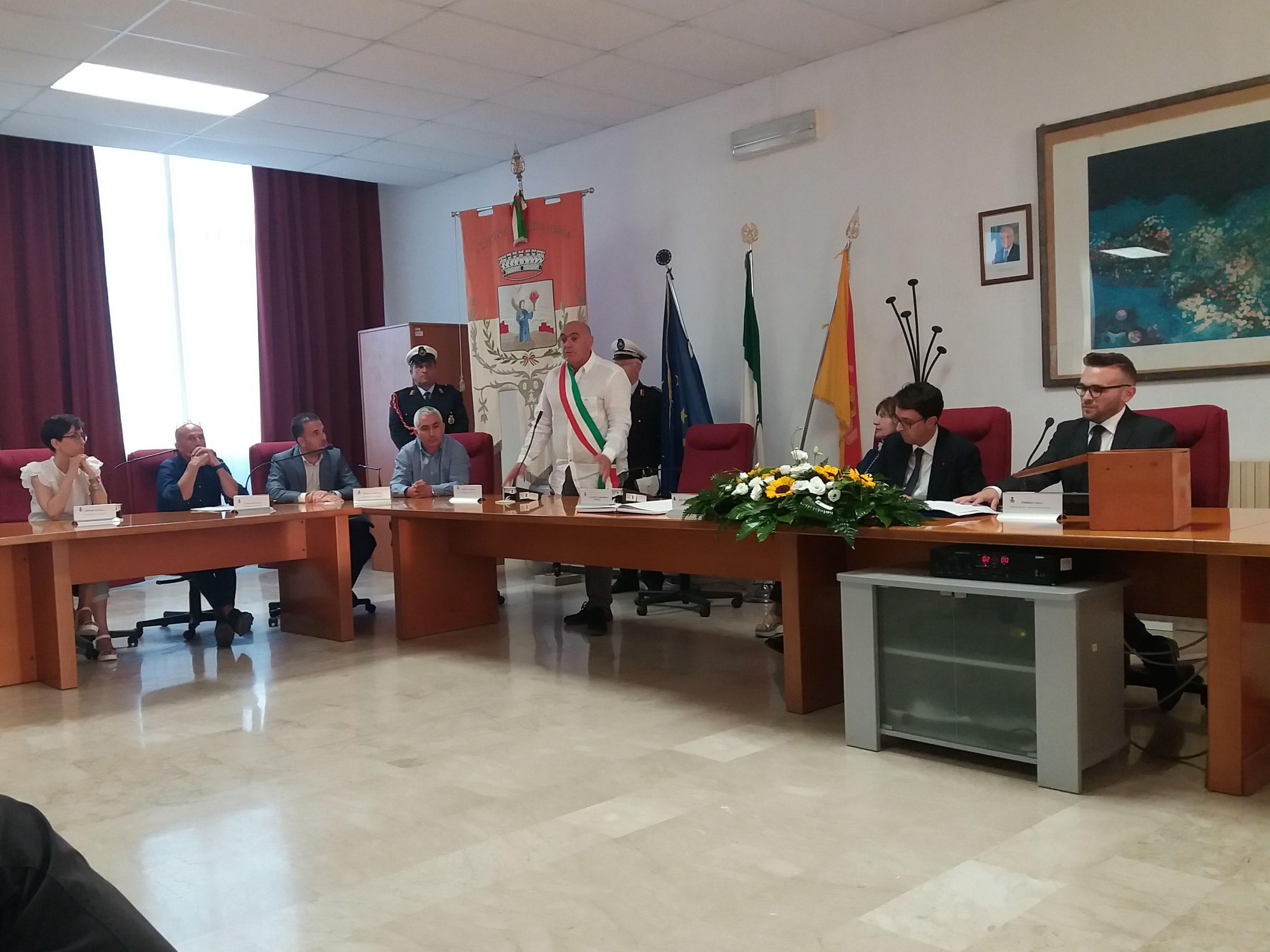 Immagine articolo: Santa Ninfa: Il Consiglio comunale convocato per gli equilibri di bilancio