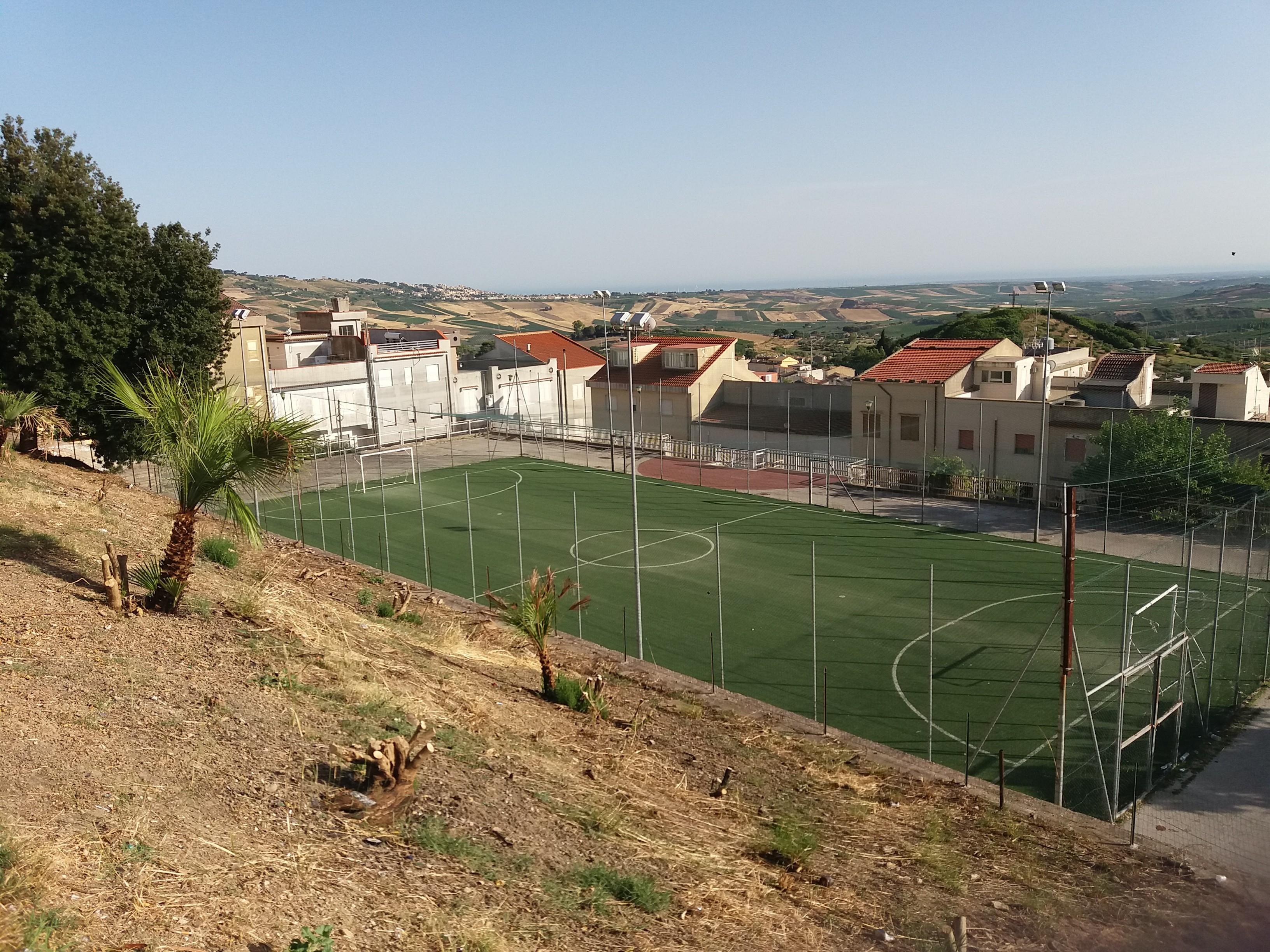 Immagine articolo: Santa Ninfa: Il campo di calcetto affidato all'Ipsia
