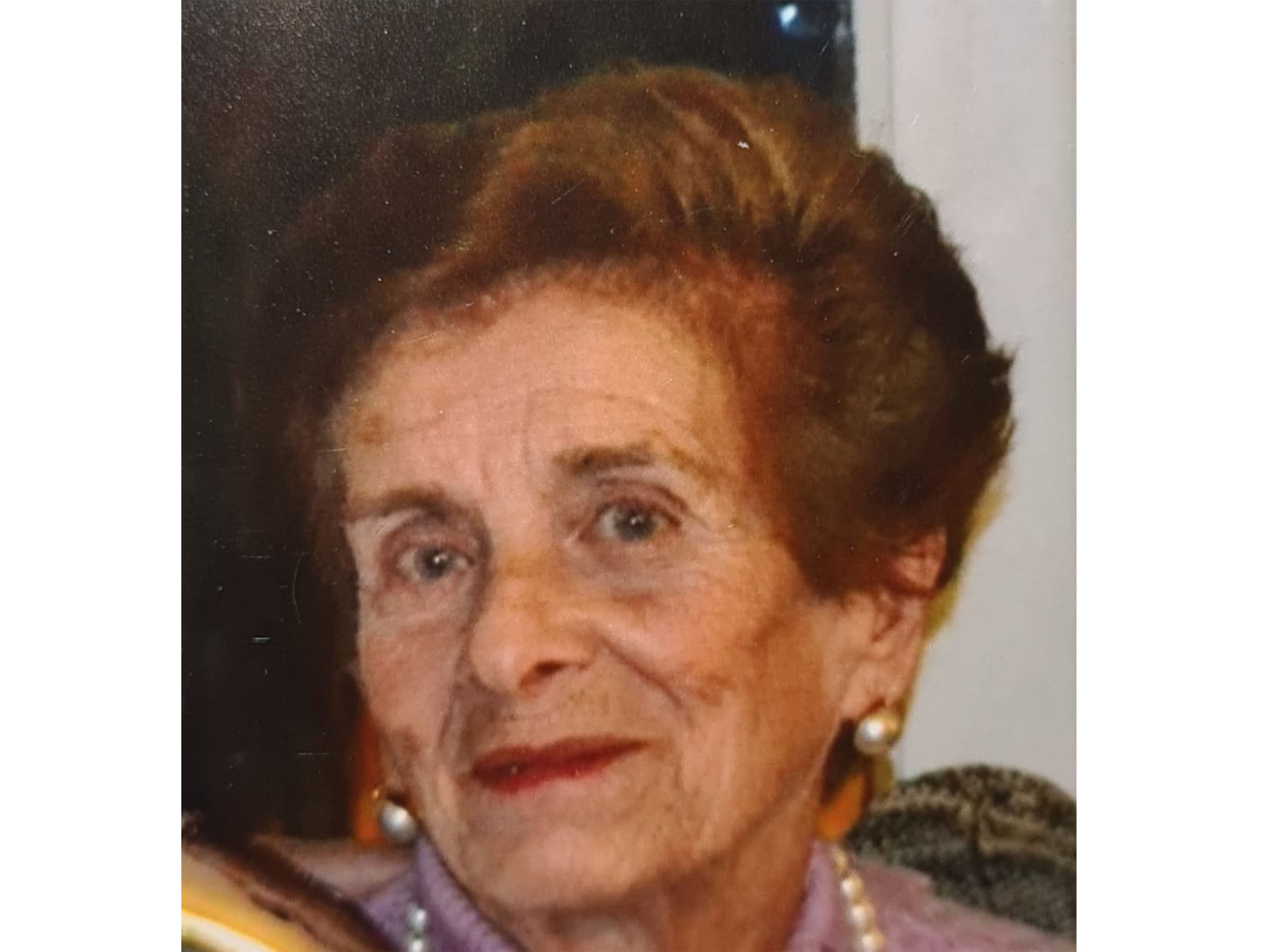 Immagine articolo: Ci ha lasciato Rosaria Musiari, vedova del Prof. Pietro Graffeo. Domani i funerali