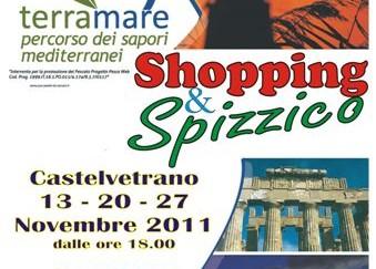 Shopping & Spizzico - 13, 20 e 27 Novembre