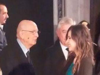 Immagine articolo: Una castelvetranese tra i 25 migliori studenti d'Italia premiata da Napolitano. La storia di Virginia Certa
