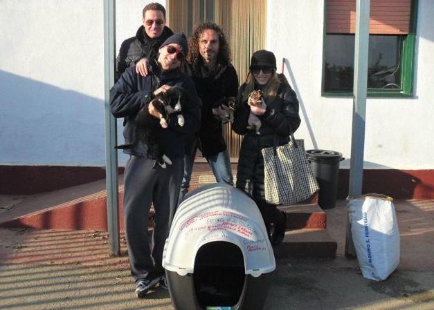 Salvatore Caradonna, Lucio Di Maio Nicoletta Tumbarello, Paolo Pellegrino