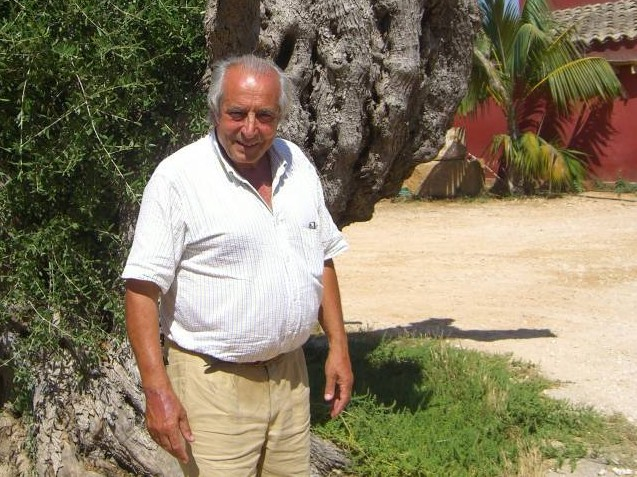 Gianfranco Becchina in una foto d'archivio