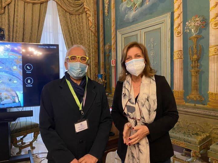 """Immagine articolo: Questione Ospedale, il Sindaco Alfano incontra l'On. Ruvolo: """"Il Commissario Zappalà sarà convocato dalla Commissione VI dell'ARS per chiarimenti"""""""