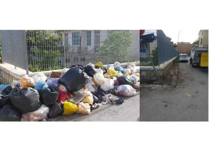 Immagine articolo: CVetrano, continua la lotta agli incivili: ripulita anche p.zza Benedetto Croce