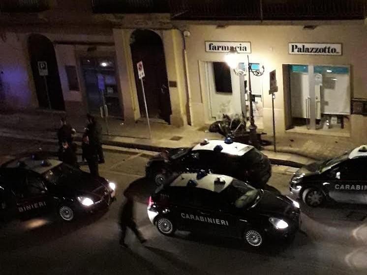 Immagine articolo: Castelvetrano, incidente la notte scorsa tra un'auto e una moto in piazza Matteotti