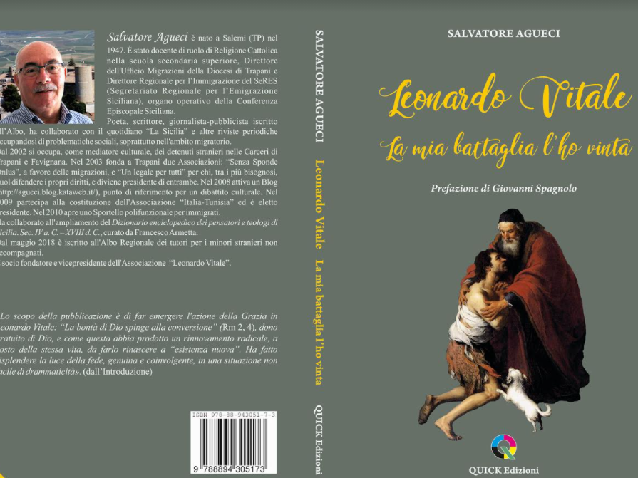 Immagine articolo: Un'inedita biografia su Leonardo Vitale di Salvatore Agueci. La conversione di un uomo mafioso a opera della Grazia