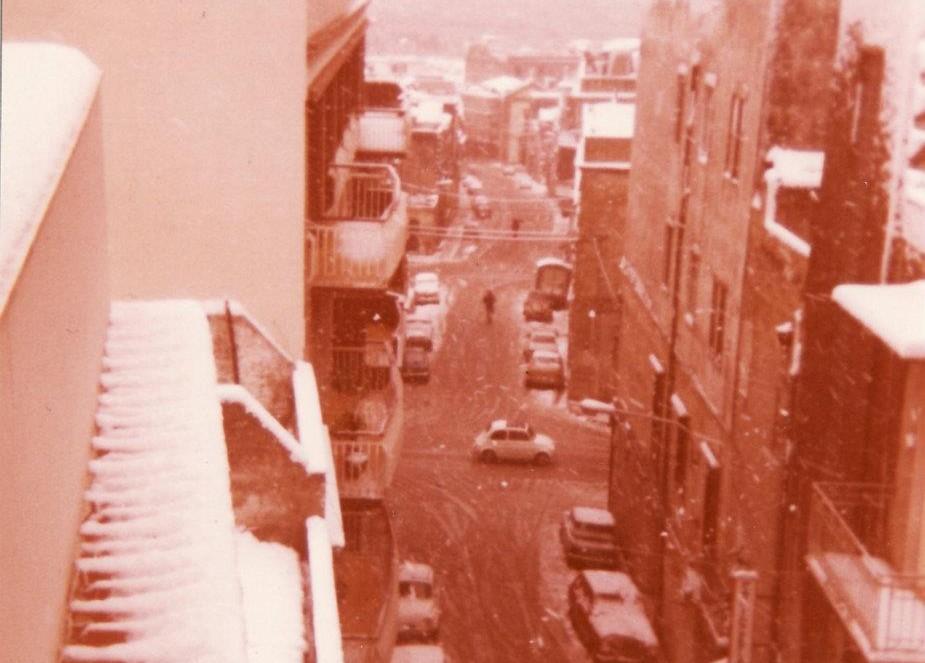 Immagine articolo: La neve a Castelvetrano, era il gennaio 1981..cosa ricordate di quei giorni?