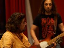 """Immagine articolo: Il musicista castelvetranese Mangiaracina avvia collaborazione con il """"mostro sacro"""" Alan Parsons"""