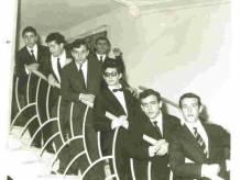 Immagine articolo: Nel ricordo degli Arcobaleno e di Nino Comacchio che accompagnò Modugno alla chitarra