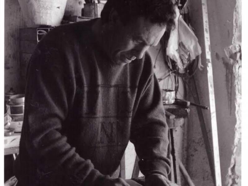 Immagine articolo: Da Paladino a Consagra tra ricordi, aneddoti e opere d'arte. Storia dell'artista gibellinese Carlo La Monica