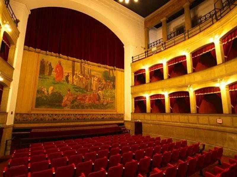"""Immagine articolo: Teatro e i """"Quaderni selinuntini"""" al Selinus"""