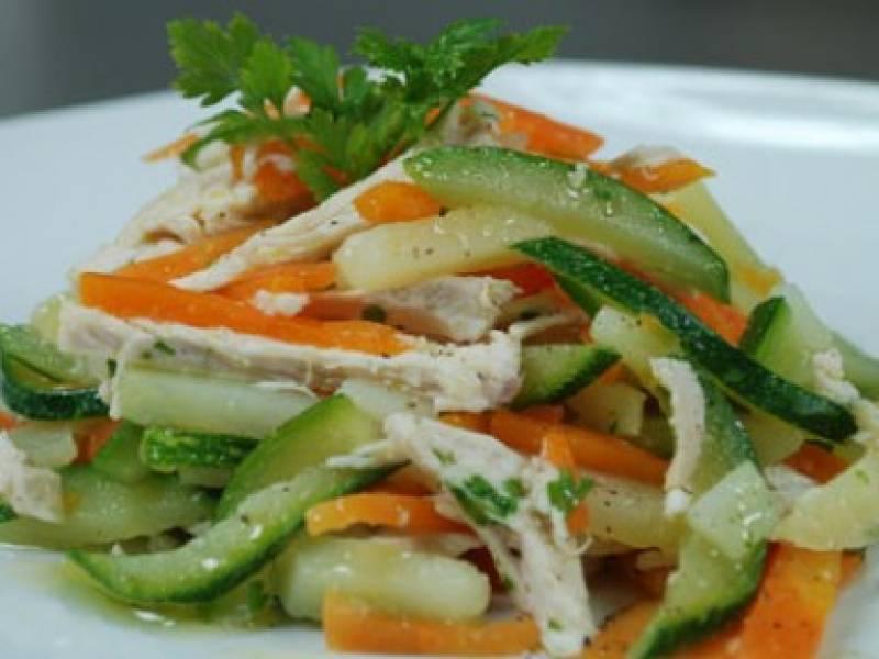 Immagine articolo: La mia ricetta è: Insalata pollo. Ecco ingredienti e ricetta