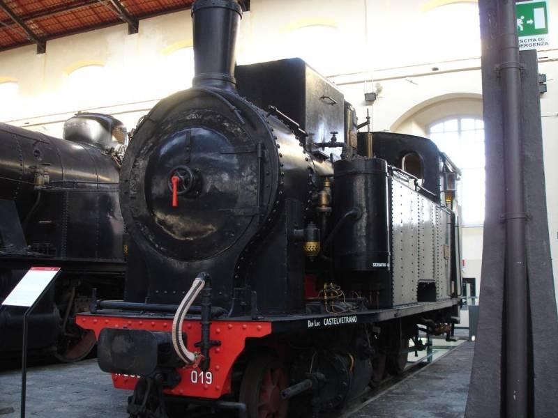 Immagine articolo: CVetrano, costituzione Museo ferroviario presso deposito locomotive e riapertura linea ferroviaria CVetrano-Porto Palo