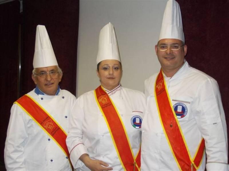 Lo Chef Angelo Franzò premiato