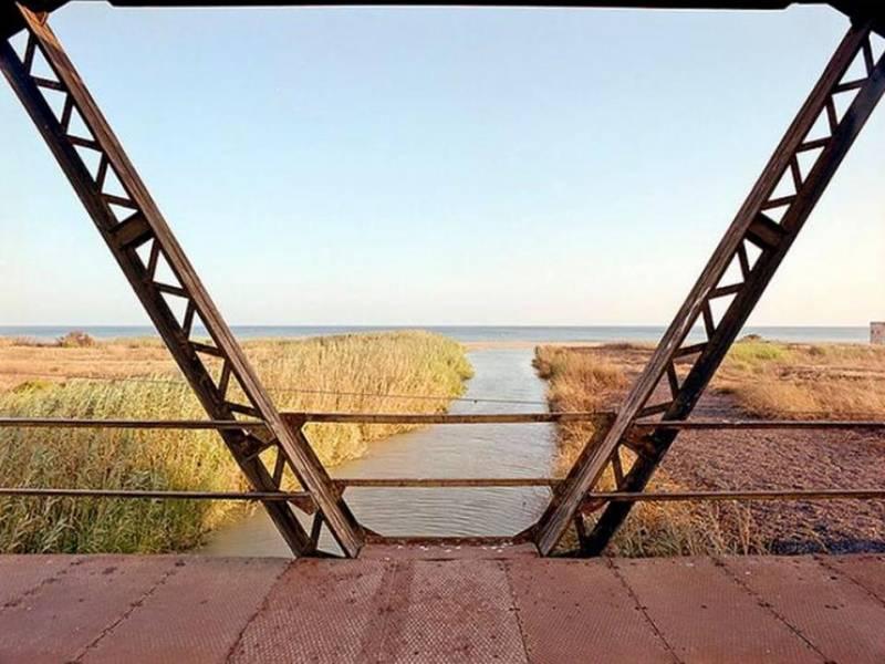 Immagine articolo: Quando il fiume Belice era navigabile tra mulini  ad acqua e produzione di grano